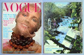 Vogue Magazine - 1970 - February